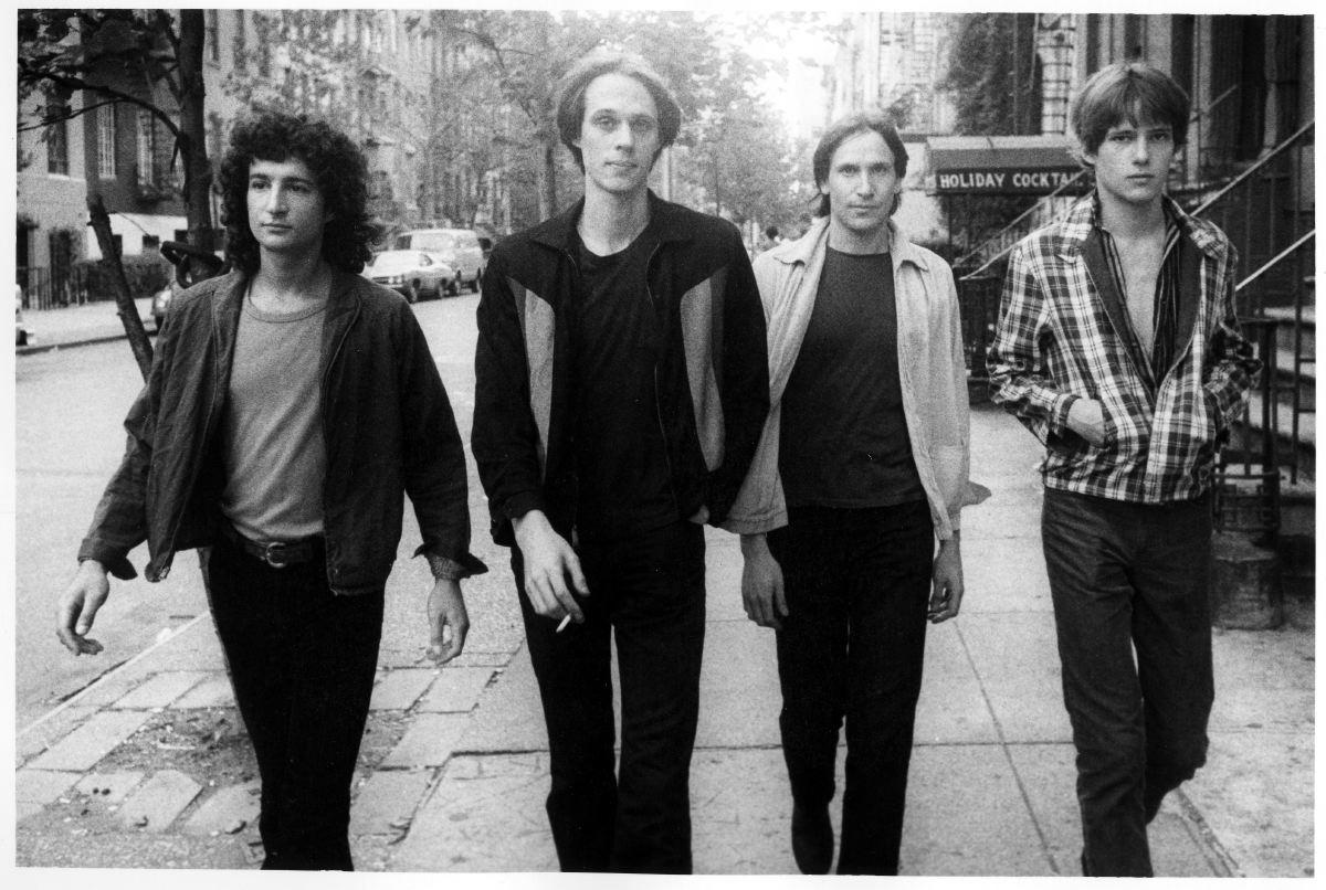 Television NYC 1977. Photograph: Godlis