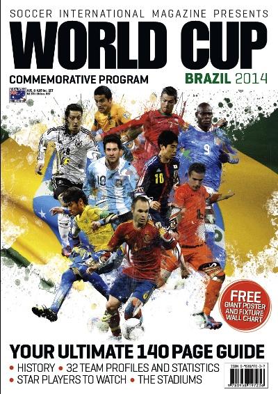 WC2014 Magazine