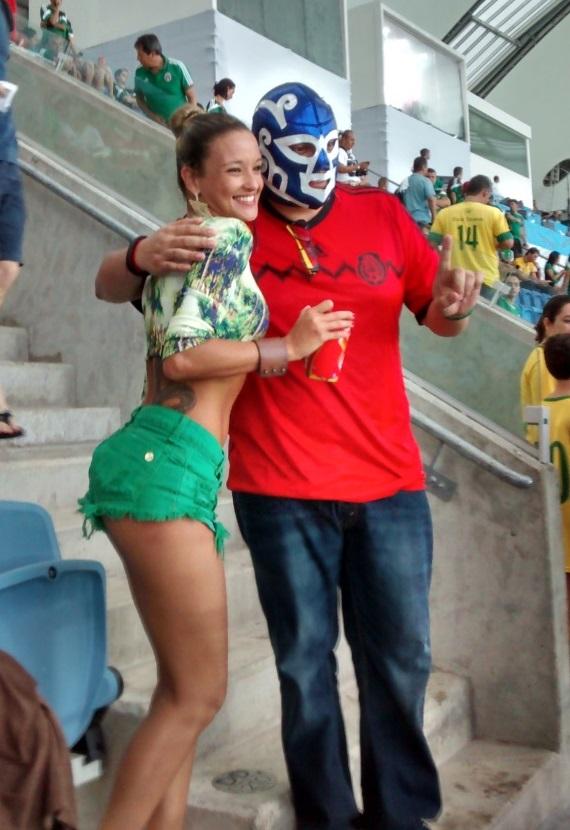 Mexico v Cameroon