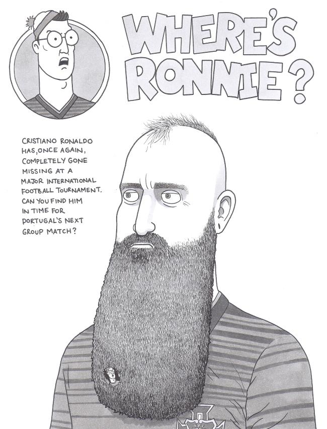 where's ronnie