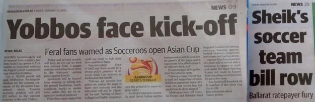 Herald Sun Asian Cup