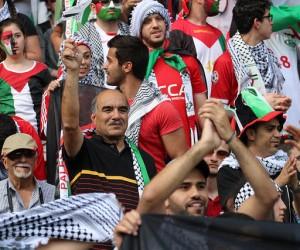 fans palestine