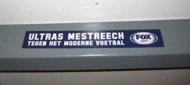 Against Modern Football - Maastricht's Ultras