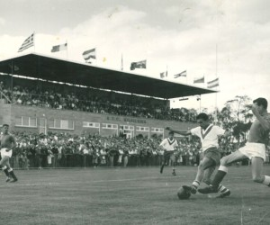 Wilhelmina v South Melb 1962