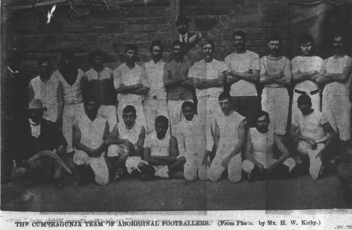 Cummeragunja The Aboriginal Football Team That Opened The